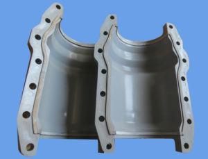 Best Pirce PVC Repairing Coupling, Repair Section PVC Fittings