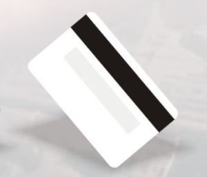 Membership PVC Card With Hico Magnetic Stripe