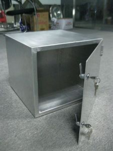 Custom Aluminum Boxes, Aluminum Case Fabrication pictures & photos