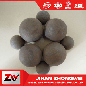 High Quality Forged Grinding Balls for Mining Cements Plants pictures & photos