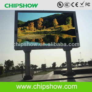 Chipshow pH10 LED Advertising Electronic Billboard pictures & photos