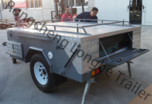 Soft Floor off Road Travel Trailer (CPT-07) pictures & photos