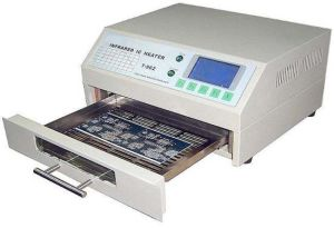 Infrared IC Heater Reflow Oven (T-962)
