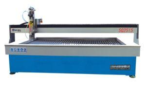 CE Certificated Bridge Type Waterjet Machine (SQ2515) pictures & photos