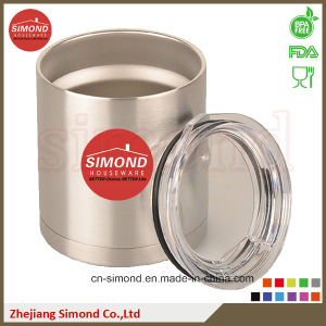 12oz Stainless Steel Vacuum Lowball, Can Cooler pictures & photos