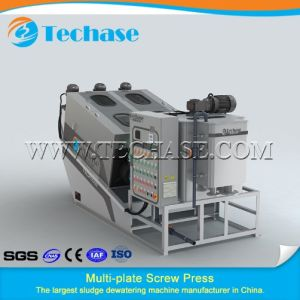 Dryer Sewage Treatment Machine for Methane Better Than Belt Press pictures & photos