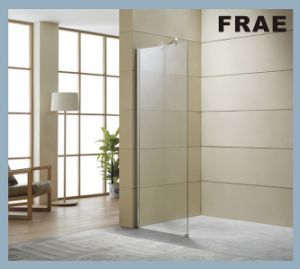 Fixed Walk-in Shower Room Screen / Bathroom Screen pictures & photos