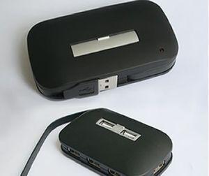 7 Ports USB Hub, USB2.0, ET-040, for Gift Promotion