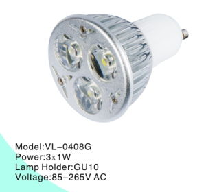 LED Spotlight (VL-0408G)