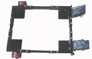 Heavy Duty Mobile Base/Mobility Kit (ARD2121)