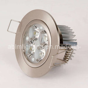 LED Down Light (AEL-105 A4-SN 4*1W)