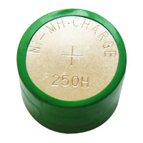 NiMH Button Cell Battery (250H 3.6V)