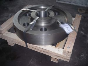 Forged Wheel for Transmission Equipment pictures & photos