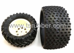 Off-Road Rubber Tire