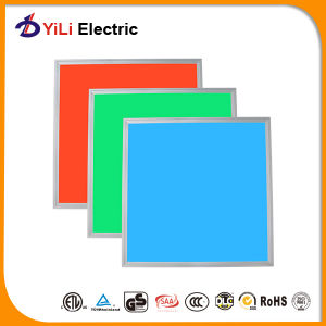 Indoor Dimmable RGB 600*600mm LED Panel Light Ceiling Panel