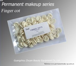 Semi Permanent Makeup Tattoo Accessories Finger Cot pictures & photos