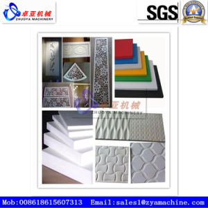 High Quality PVC WPC Skinning Foam Board Extrusion Machine pictures & photos