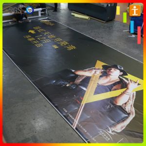 Custom Design Printing PVC Banner for Star Advertising pictures & photos