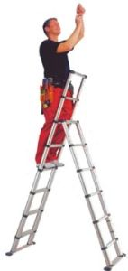 Double Telescopic Ladder (TRK-TA4.6)