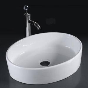Porcelain Bathroom Vessel Sink & Basin (6084) pictures & photos