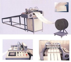 Model High Speed Cutting Belt Machine (XH4/6)