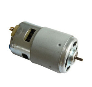 China series brush dc motor rs 7724s china household for Dc motor brushes function