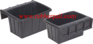 Rubber Container, Rubber Feeder, Rubber Bucket (F-16)