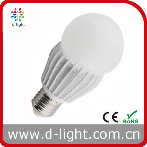 New Design A60 8W Aluminum Global LED Lamp pictures & photos