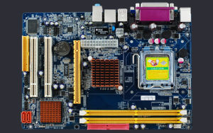 Esonic Motherboard G31fccl2, G31cel2 LGA775 CPU pictures & photos