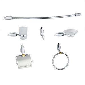 Zinc Bathroom Accessories Kit
