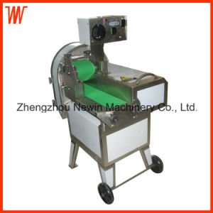 300-500kg/H Double-Inverter Cooked Meat Slicer pictures & photos
