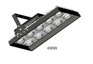 400W LED Street Light with COB Bridgelux Chip and Meanwell Driver Waterproof IP67 pictures & photos