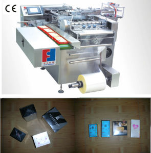 Fft Series Full Automatic Perfume Box Overwrapping Machine pictures & photos