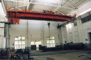 5-50/10t Hanger Bridge Crane