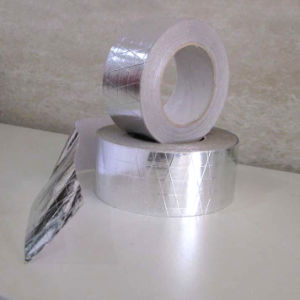 Aluminum Foil Scrim Kraft Tape (FSKT-3W) pictures & photos