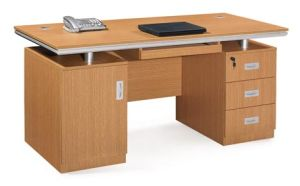 Office Table Modern Office Table Melamine Desk (FEC8320) pictures & photos