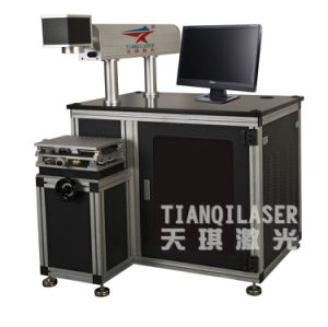 Large Power Lamp Pumped Laser Marking Machine (TQL-KMS50)