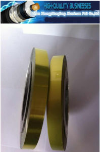 Polyester Al Tape for Cable Shielding/Cable Wrapping pictures & photos