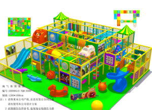 Popular Design of Indoor Playgrounds for Shopping Center (TQB-0389) pictures & photos