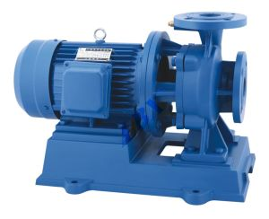Horizontal Closed-Coupled Inline Pump (ISW) pictures & photos