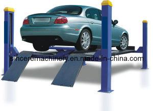 Four Post Alignment Lift (4SL4.0)