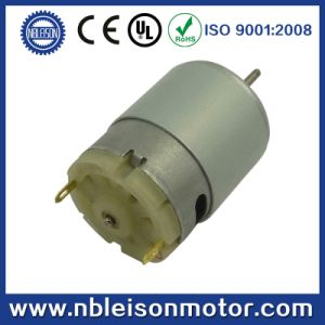 RS360 6V 7.2V 12V Carbon Brush Small DC Motor pictures & photos