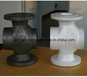 Highe Quality Lost Foam Cast Valve Body pictures & photos