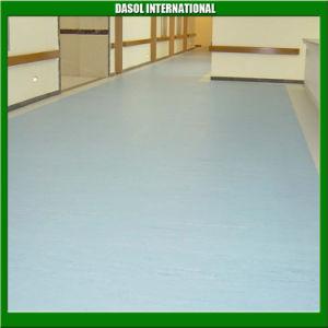 PVC Quartz Floor Tiles (DS-PQF) pictures & photos