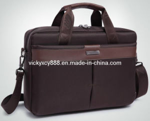 Single Shoulder Business Messenger Bag Laptop Bag (CY1920) pictures & photos