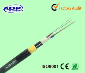 All Dielectric Self-Supporting Aerial Optical Fiber Cable (ADSS) pictures & photos
