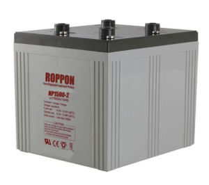 1500AMP 2V Sealed VRLA Battery for Solar Energy System pictures & photos