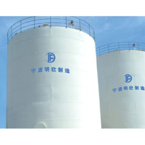 Large-Size Normal Pressure Cryogenic Liquefied Tank
