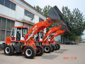 Wheel Loader Zl20f with Optional Accessories