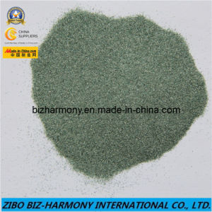 Green Carborundum for Polishing, Sandblasting, Refractory pictures & photos